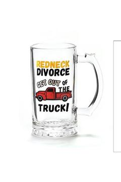 Shoptiques Product: Redneck Divorce Mug