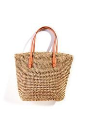 Gift Craft Straw Tote - Product Mini Image
