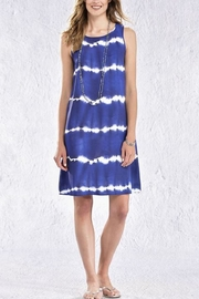 Gift Craft Tie Dye Dress - Front cropped