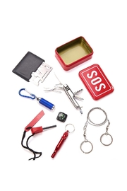 Gift Craft Tin Survival Kit - Front cropped