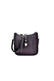 Gift Girl Braided Crossbody - Front cropped