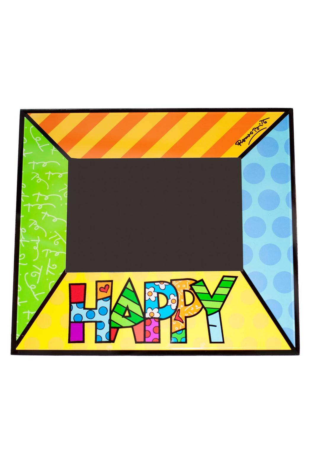 Giftcraft Inc.  Britto Happy Frame - Main Image