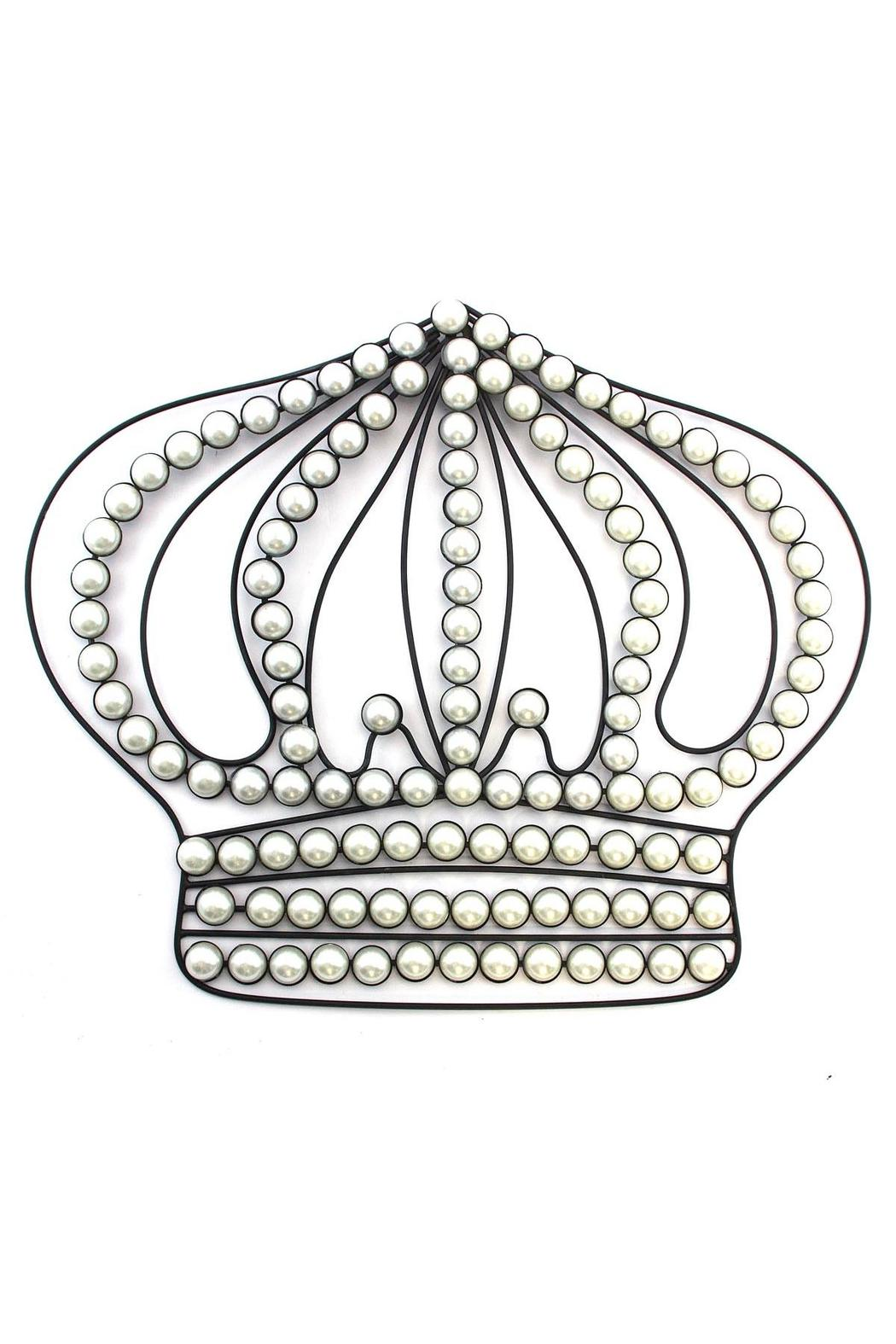 Black Crown Wall Decor : Giftcraft inc crown wall decor from alabama by jubilee