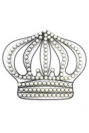 Giftcraft Inc.  Crown Wall Decor - Product Mini Image