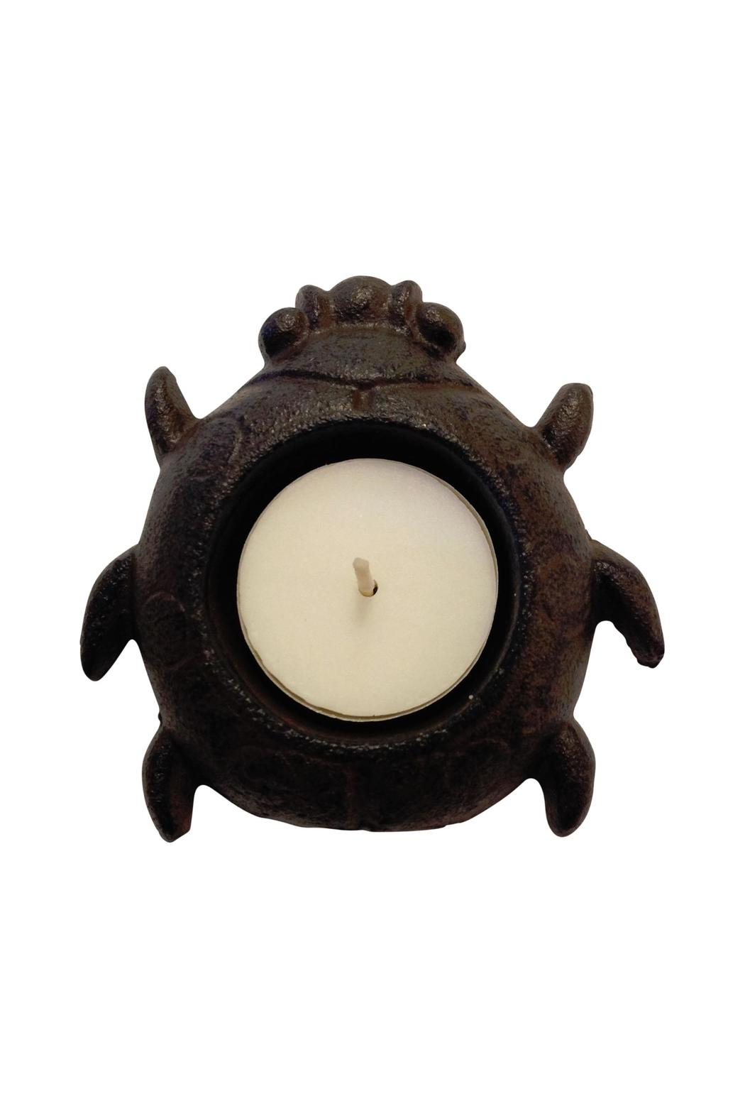 Giftcraft Inc.  Lady Bug Candleholder - Main Image