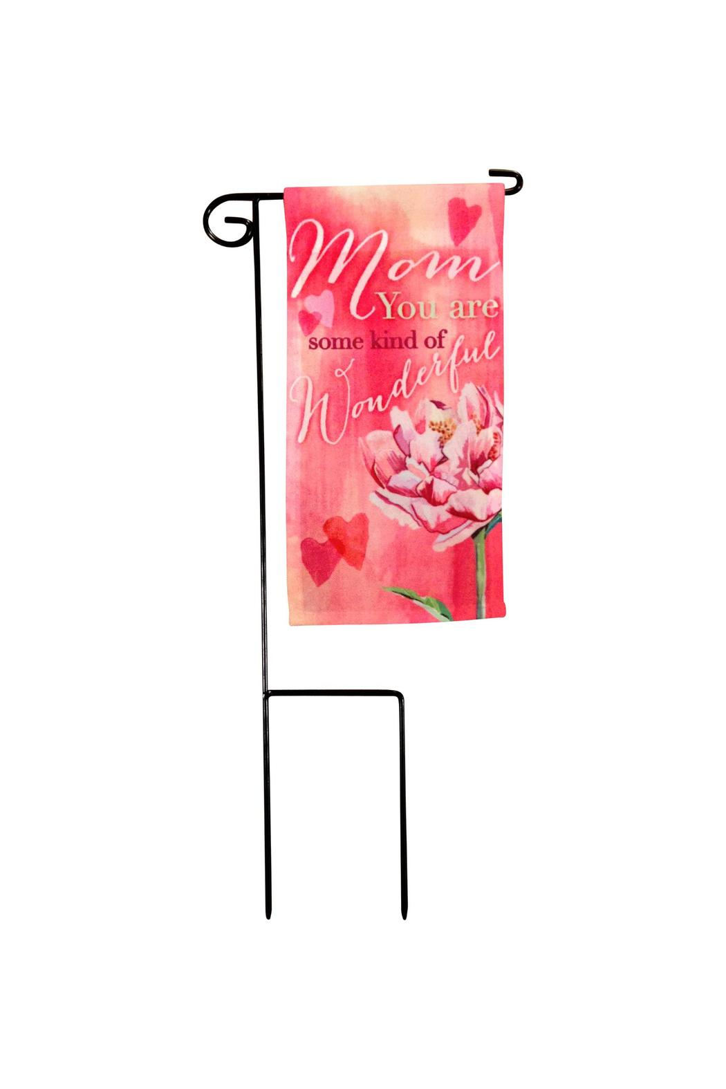 Giftcraft Inc.  Mom Garden Flag - Main Image