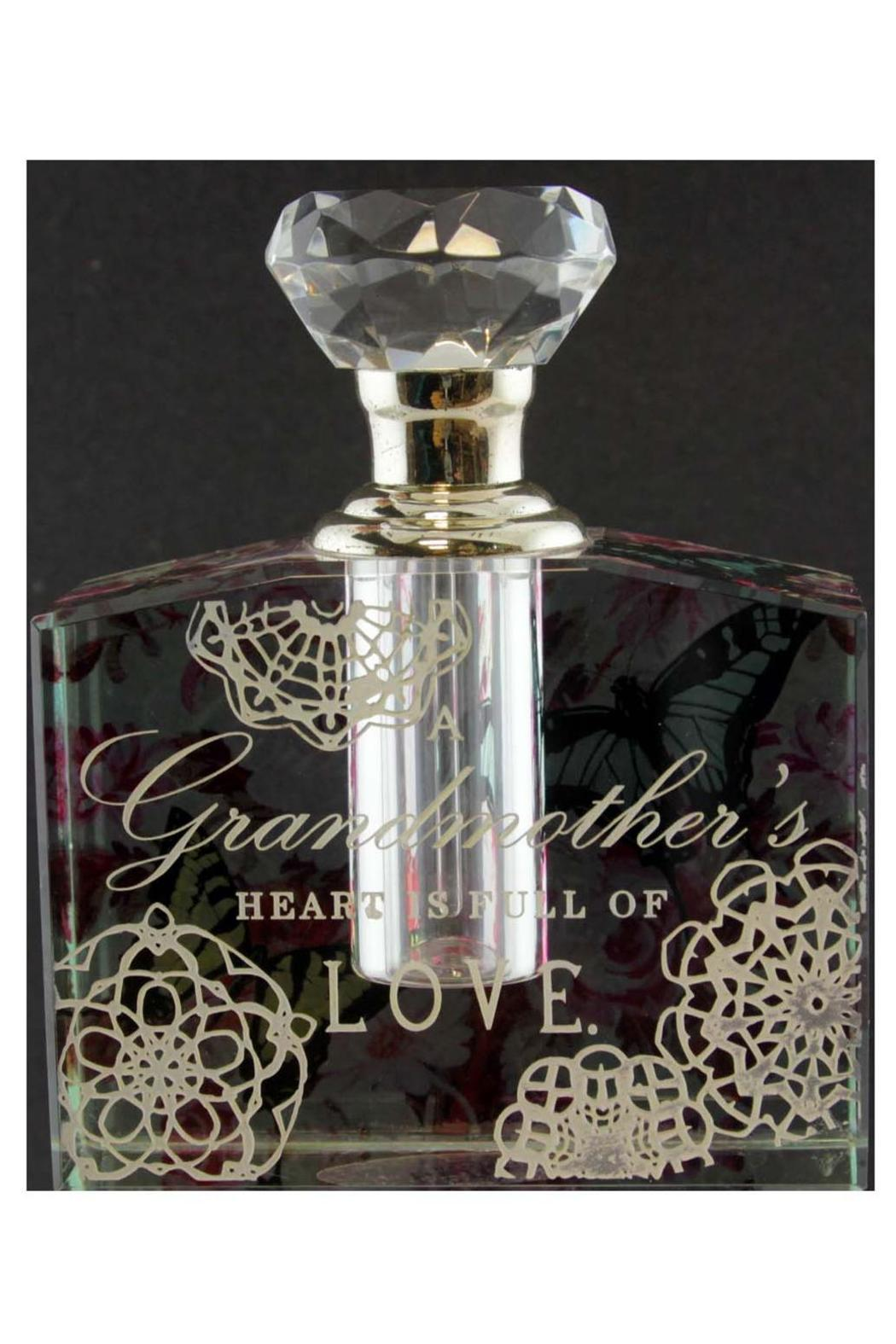 Giftcraft Inc.  Perfume Bottle Grandmother - Front Full Image