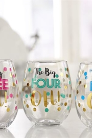 Giftcraft Inc.  4 Oh! Stemless - Front cropped