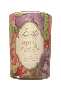 Shoptiques Product: April Jewelry Candle