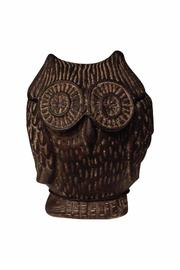 Giftcraft Inc.  Autumn Owl Statue - Product Mini Image