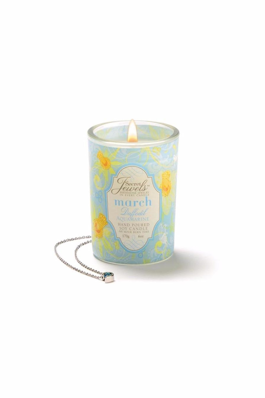 Giftcraft Inc.  Daffodil Scented Candle - Main Image