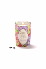 Giftcraft Inc.  Sweet Pea Scented Candle - Product Mini Image