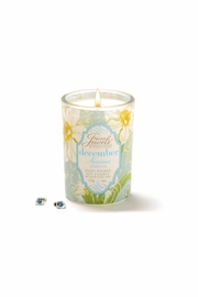 Giftcraft Inc.  Narcissus Scented Candle - Front cropped