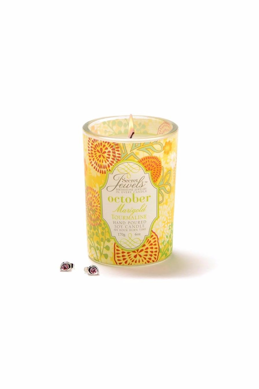 Giftcraft Inc.  Marigold Scented Candle - Main Image