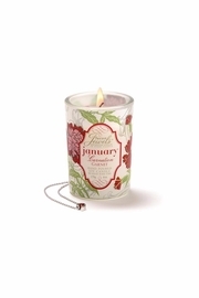 Giftcraft Inc.  January Carnation Scented Candle - Product Mini Image
