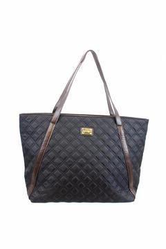 Shoptiques Product: Black Quilted Tote