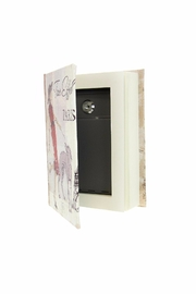 Giftcraft Inc.  Book Lock-Box - Front cropped