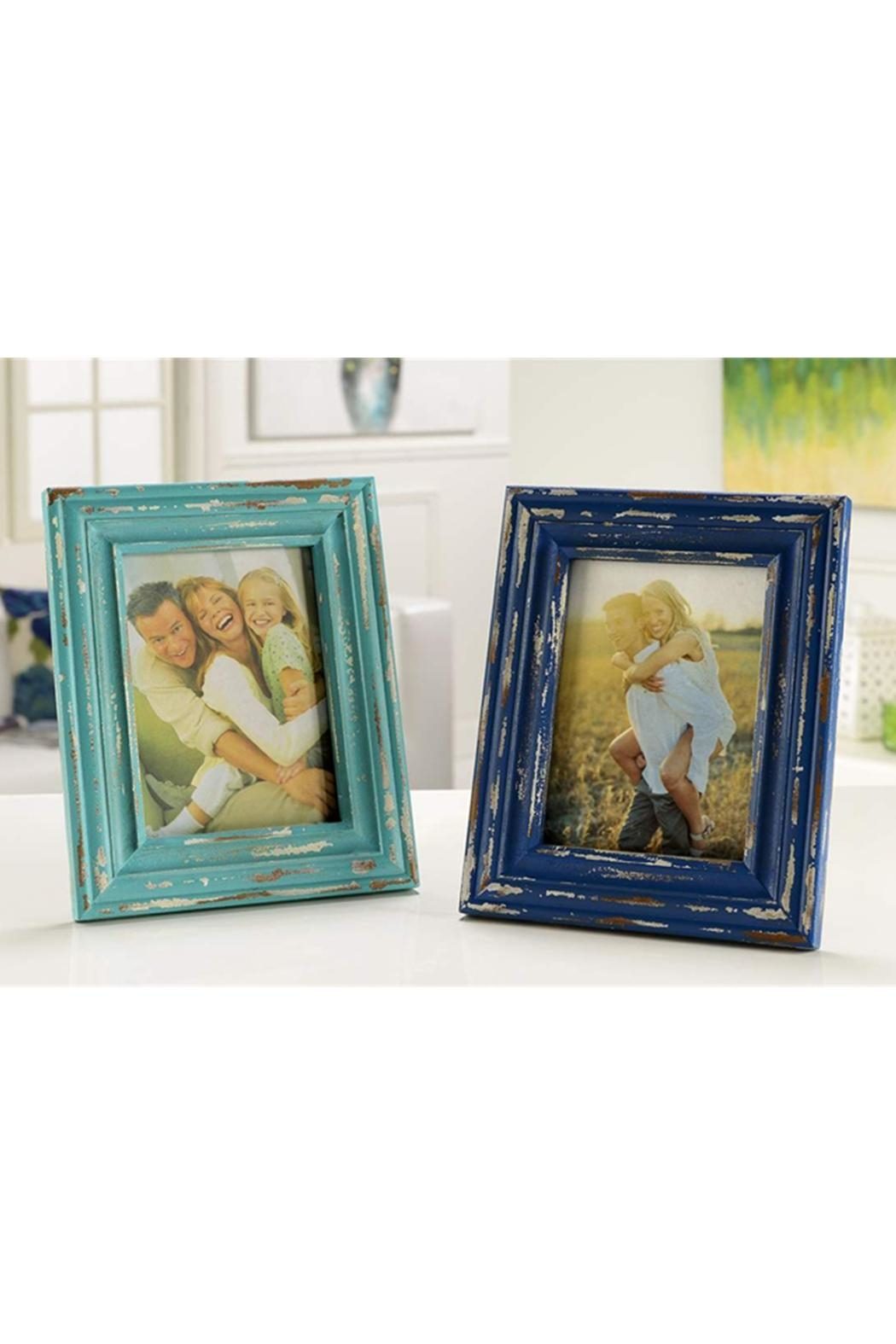 Giftcraft Inc.  Distressed Frame - Front Cropped Image