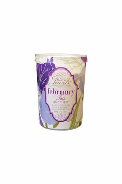Shoptiques Product: February Birthday Candle