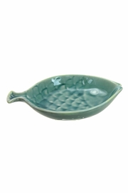 Giftcraft Inc.  Large Porcelain Fish Bowl - Product Mini Image