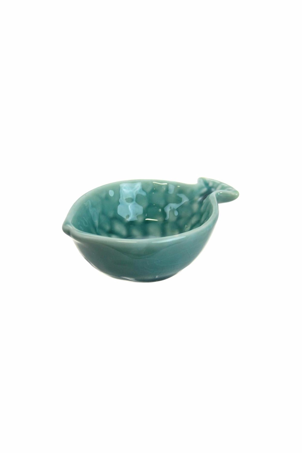 Giftcraft Inc.  Small Porcelain Fish Bowl - Main Image