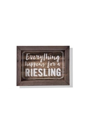 Giftcraft Inc.  For A Riesling - Product Mini Image