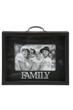 Giftcraft Inc.  Frame With Handle - Alternate List Image