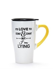Giftcraft Inc.  I'm Lying Mug - Product Mini Image