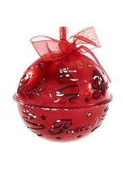 Giftcraft Inc.  Jingle Bell Ornament - Front cropped