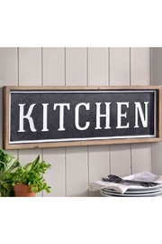 Giftcraft Inc.  Kitchen Wall Sign - Product Mini Image