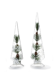 Giftcraft Inc.  Led Trees Set - Product Mini Image
