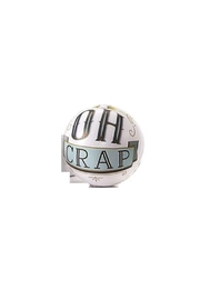 Giftcraft Inc.  Oh Crap Stressball - Product Mini Image