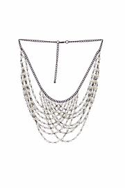 Giftcraft Inc.  Pearl Multi-Chain Necklace - Product Mini Image