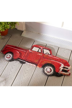 Shoptiques Product: Red Truck Mat