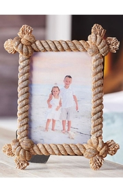 Giftcraft Inc.  Rope Design Frame - Product Mini Image