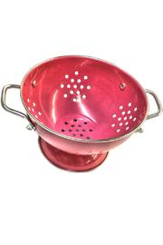 Giftcraft Inc.  Small Pink Strainer - Product Mini Image