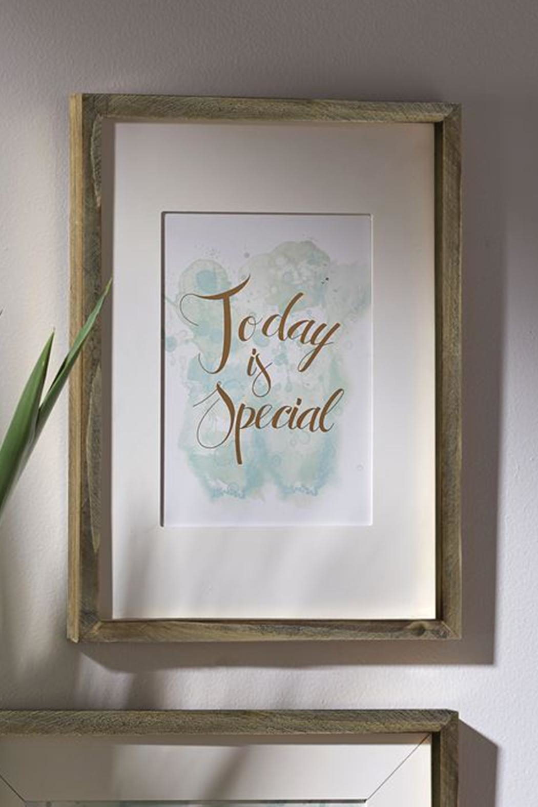 Giftcraft Inc.  Today Is Special - Main Image