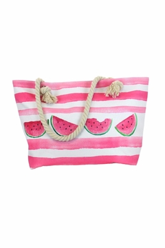 Giftcraft Inc.  Tote Bag Watermelon - Alternate List Image