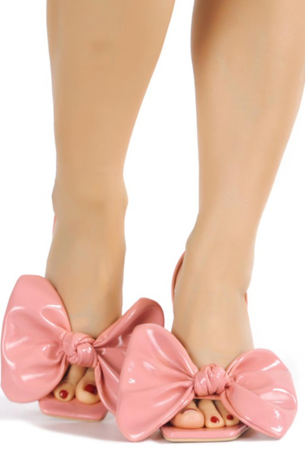 Cape Robbin Gifted Slingback Heel - Front Full Image