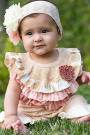 Image of Baby Girl Shortall One Piece