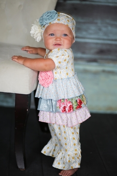 Giggle Moon Baby Girl Floral Set - Product List Image