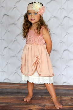 Giggle Moon Girls Abigail Dress - Product List Image