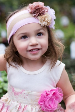 Giggle Moon Girls Floral Headband - Product List Image