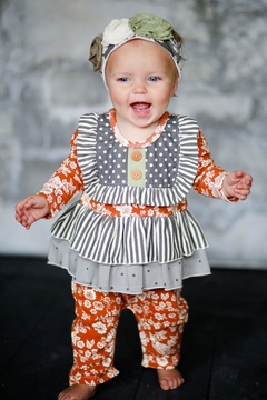 Giggle Moon Naomie Longall Romper - Product List Image