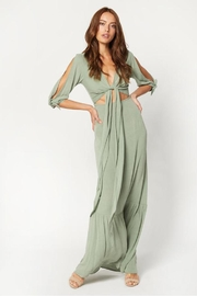 Flynn Skye Gigi Green Maxi - Product Mini Image