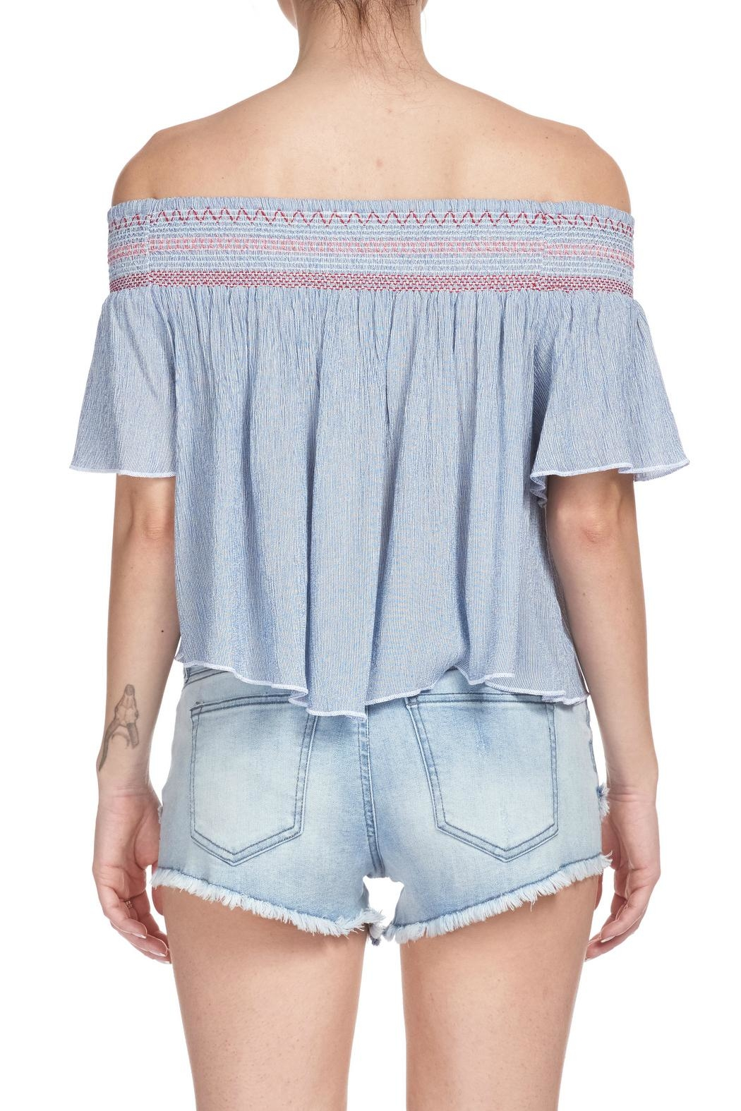 65b2f2e28a759f Elan Gigi Off-The-Shoulder Top from Pennsylvania by The Hanger ...
