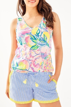 Lilly Pulitzer Gigi Tank Top - Product List Image