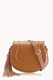Gigi New York Jenni Saddle Bag - Front cropped