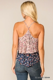 GiGiO Double-Layer Floral Cami - Front full body