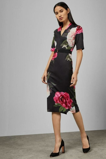 Ted Baker Gilanno Bodycon Dress from Montreal by Boutique TAG — Shoptiques